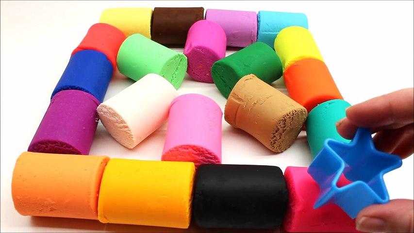 Jugamos con plastilina Play Doh!!