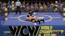 WWE2K17 Rey Mysterio vs Dean Malenko