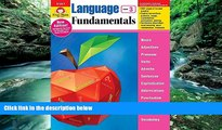 Online Evan-Moor Educational Publishers Language Fundamentals, Grade 3 (Language Fundamentals: