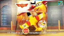 Disney Planes, Fire & Rescue, Planes 2, new DELUXE diecast Lil´ Dipper 1:55 scale Mattel