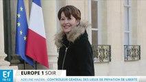"""Prison de Fresnes : Adeline Hazan dénonce """"une forme de violence banalisée"""""""