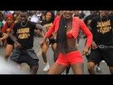 Janine Kleen feat Dj Leo - alloko piment (clip officiel)