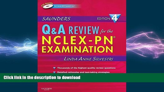 Audiobook Saunders Q A Review for the NCLEX-PN® Examination, 4e (Saunders  Questions Answers