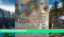 Buy David Rose Teaching Every Student in the Digital Age: Universal Design for Learning Full Book
