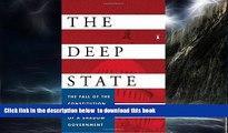 Buy NOW Mike Lofgren The Deep State: The Fall of the Constitution and the Rise of a Shadow