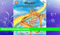 Free [PDF] Music: 450 A.D. to 1995 A.D., Grades 5 - 8 Full Book