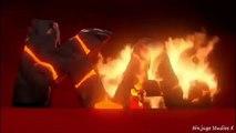 Lego Ninjago videogames-Shadow of ronin music- Ninjago Masters of Spinjitzu