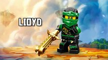 LEGO® Ninjago™ - Skybound - Meet- Lloyd! - Official - HD!