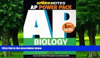 Pre Order AP Biology Power Pack (SparkNotes Test Prep) SparkNotes Editors mp3