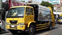 Garbage Truck Videos for Kids, Garbage Trucks in Action, Trash Trucks