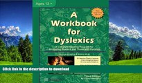 READ A Workbook for Dyslexics, 3rd Edition Full Book