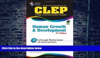 Buy Patricia Heindel PhD CLEP Human Growth and Development 8th Ed. (CLEP Test Preparation)
