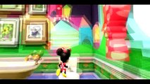 Disney Mickey Mouse and his lover Minnie Mouse have a BUBBLE BATH / Nursery Rhyme Playlist