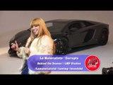 La Materialista Corrupta Music Video Behind the scenes at LMP Studios