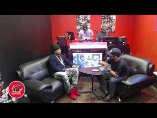 Shelow Shaq en exclusiva entrevista con MC Nelson parte 1