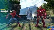 Spiderman vs Iron Man - Spider-Man vs Iron Man - Superheroes Battle Fight - Death Match