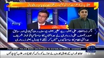Many Contracts Signed With Chinese Govt They Lack Transparency- Najam Sethi's Analysis On PPP's 4 Demands