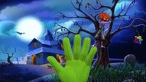 Colors Spiderman Vs Skeleton Finger Family | Hulk Frozen Elsa Halloween Finger Family Nursery Rhymes