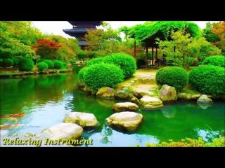 Japanese Instrumental Music | Relaxing Music with Water Sounds | Relaxation, Meditation, Spa