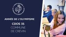 Année de l'Olympisme - Commune de Crévin