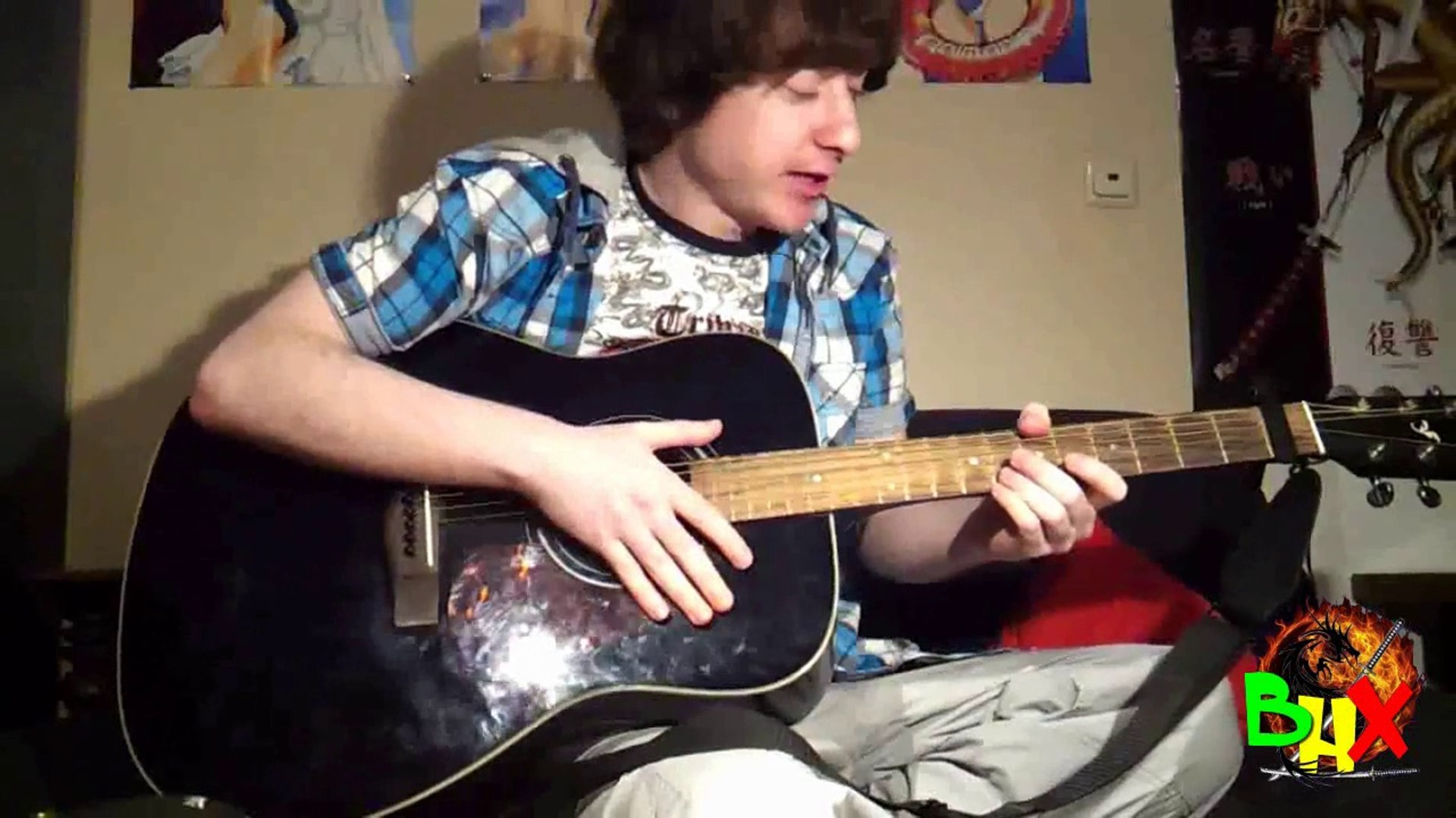 Guitar Tutorial: How to learn easy to play Guitar (playing, chords & strumming) - Beginner Lesso