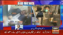 Waseem Badami Telling What Is Going On In PIMS Hospital