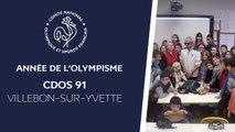 Année de l'Olympisme - Villebon-sur-Yvette