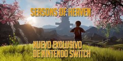 Seasons of Heaven: El nuevo exclusivo de Nintendo Switch del que te enamorarás