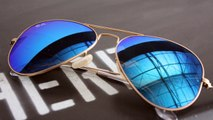 Ray-Ban Aviator Sunglasses- Icons of Eyewear - SmartBuyGlasses