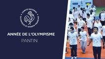Année de l'Olympisme - Pantin