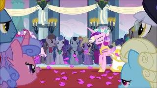 My Little Pony FiM Temporada 2 Capitulo 26 2 4 Una Boda en C