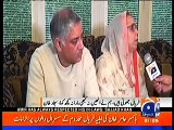 Boxer Amir Khan's Father and Mother Respond to Faryal Makhdoom Allegations - Geo News