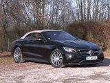 Essai Mercedes Classe S Cabriolet 63 AMG 4-Matic 2016