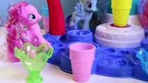 Play Doh Magic Swirl Ice Cream Shoppe Hasbro Playset Toys Review Play-Doh Magic Swirl Machine