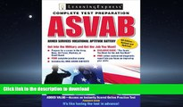 Read Book ASVAB: Armed Services Vocational Aptitude Battery (Armed Services Vocational Aptitude