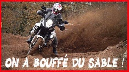 MOTO KTM Super Adventure - 160 ch pour cracher du sable