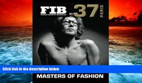 Best Price MASTERS OF FASHION Vol 37 Paris: Legends of Paris Fashion Part 1 (Fashion Industry