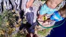 Plongeon : un condensé de plongeons extrêmes juste pour s'amuser