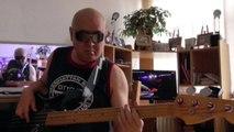 Jeff Lorber Tune 88 Live at Java Jazz HD720 m1 Basscover Bob Roha