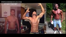 Amazing Motivational Body Transformations men From Fat to Muscular Fit Ripped