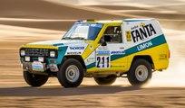 VÍDEO: Nissan restaura el Patrol del París Dakar de 1987