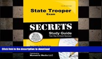 Hardcover State Trooper Exam Secrets Study Guide: State Trooper Test Review for the State Trooper