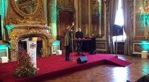 Mustii au Palais royal de Bruxelles
