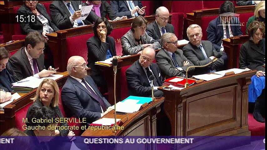 Question au gouvernement: Pacte d'avenir et montée des populismes