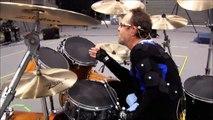 Making of Guitar Hero Lars Ulrich - Metallica