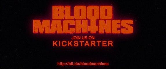 BLOOD MACHINES - Turbo Killer 2 - spot1
