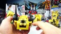 DEVASTATOR - Transformers 2 ROTF Movie Supreme Devastator Constructicons Review