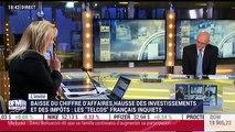 Télécoms: Régis Turrini commente le bilan dressé par l'étude annuelle de la FFT sur la santé du secteur - 14/12