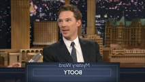 Benedict Cumberbatch e Jimmy Fallon [sub ita] -Three word stories