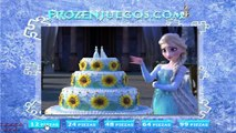 Frozen Fever - Frozen Fever Cake - Frozen Elsa Fever Cake Game